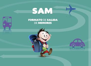 FORMATO DE AUTORIZACIÓN DE SALIDA DE MENORES